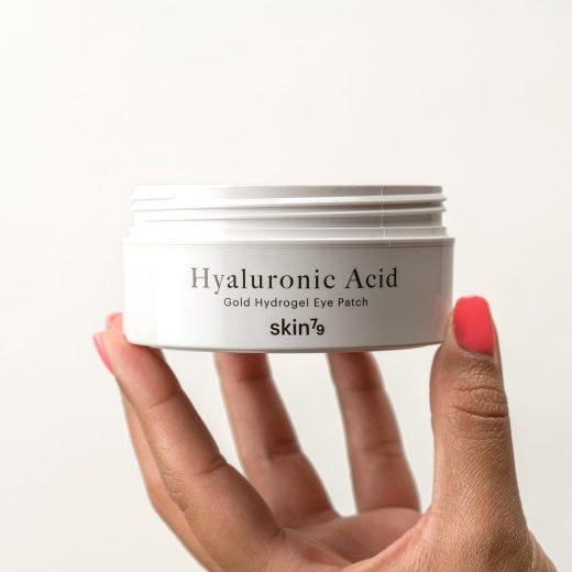 Gold Hydrogel Eye Patch- Hyaluronic Acid