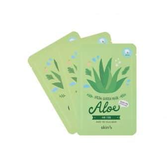 Pack 3 Mascarillas Hidratantes Fresh Garden – Aloe