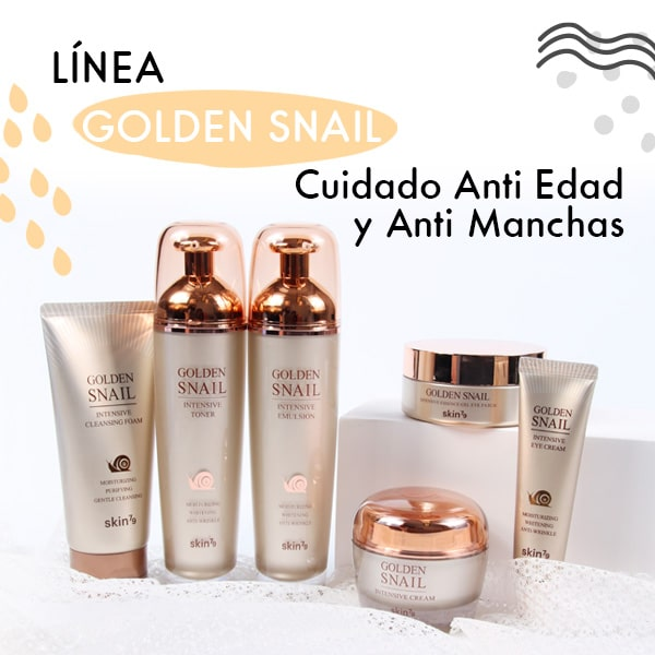 GOLDEN SNAIL INTENSIVE CREAM - Skin79