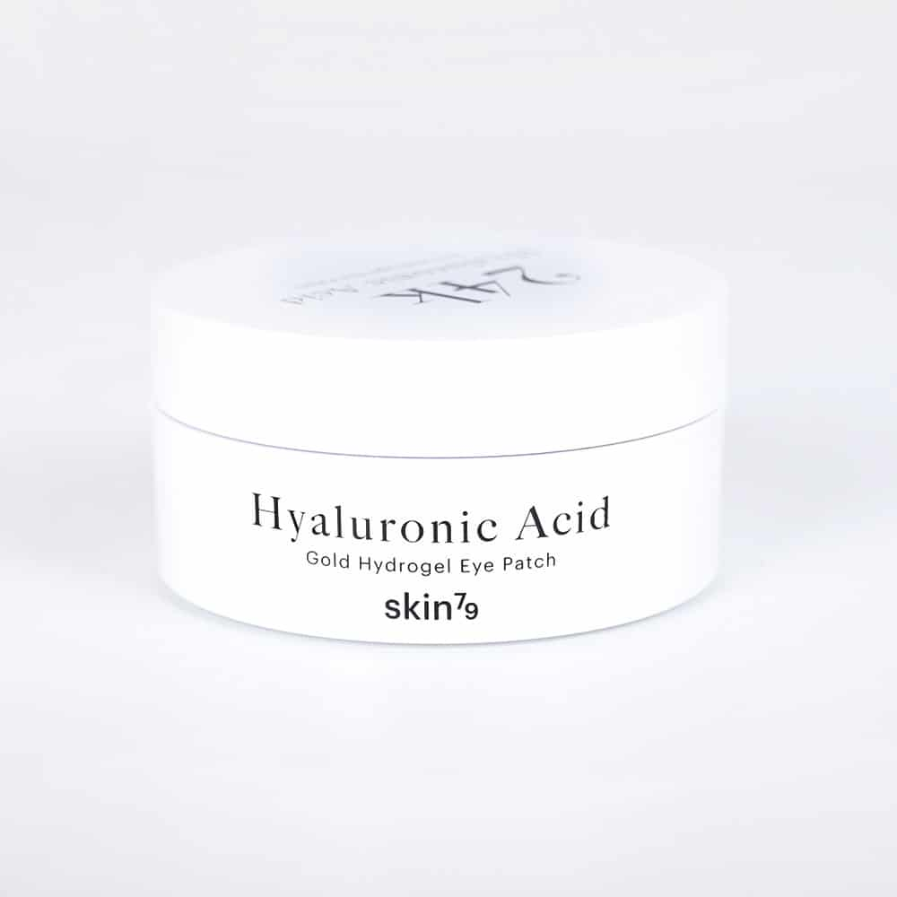 Gold Hydrogel Eye Patch - Hyaluronic Acid