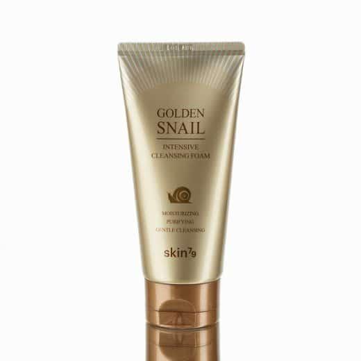 Golden Snail Intensive Cleansing Foam