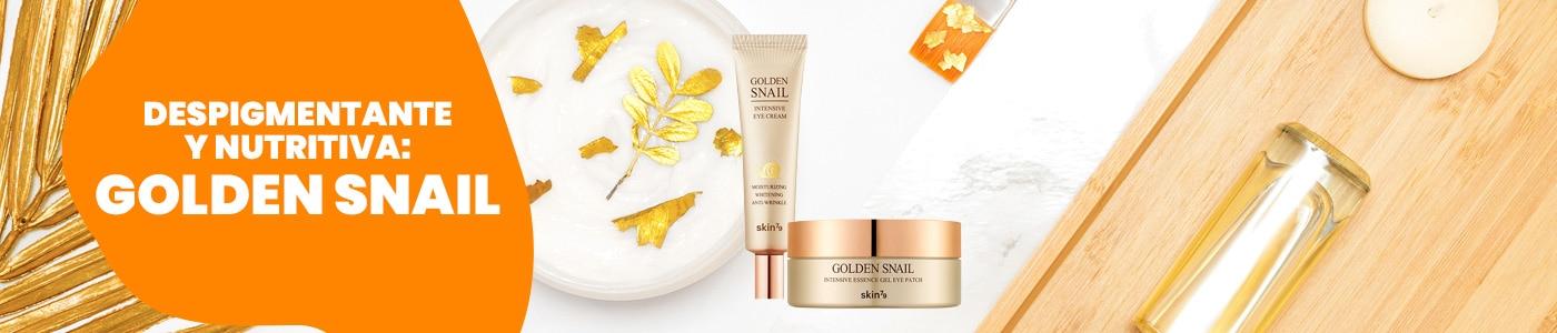 Golden Snail Belleza Coreana