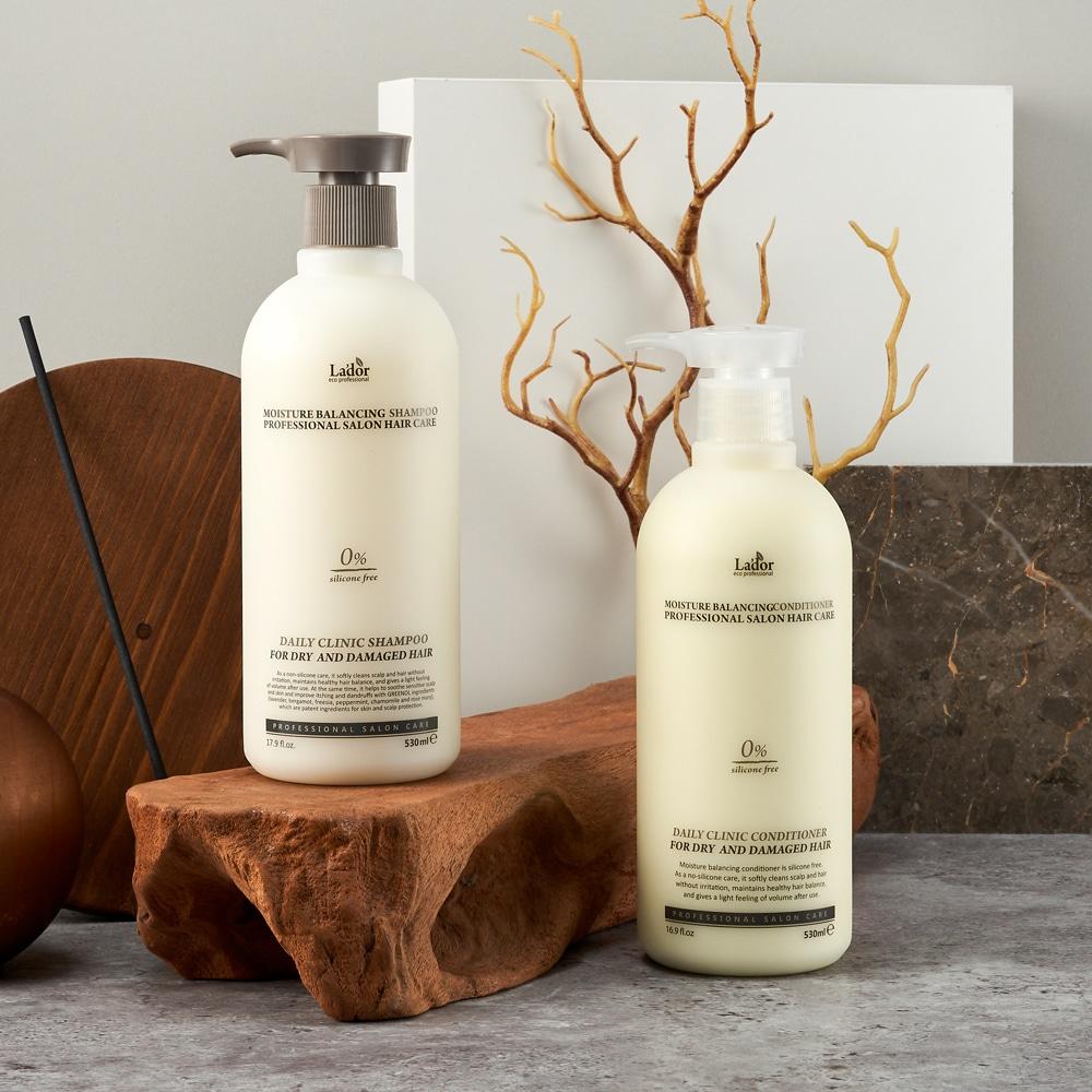 Moisture Balancing Shampoo y Conditioner 530 ml