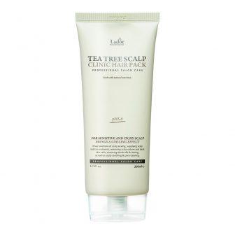 Tea Tree Scalp Clinic Hair Pack