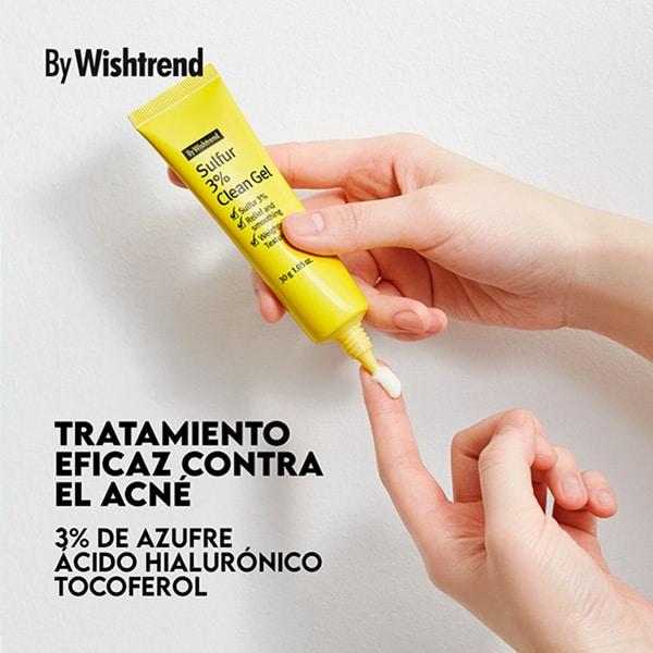 Tratamiento 100 eficaz contra el acné