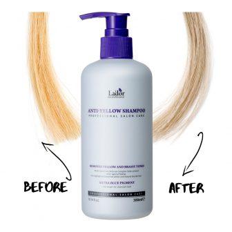 Anti Yellow Shampoo