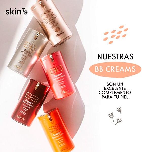 Nuestras BB Creams Skin 79